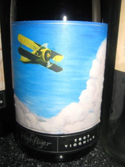 Happy Hour: High Flyer 2007 Viognier
