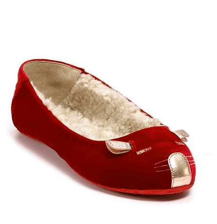 Marc by Marc Jacobs Mouse Slipper