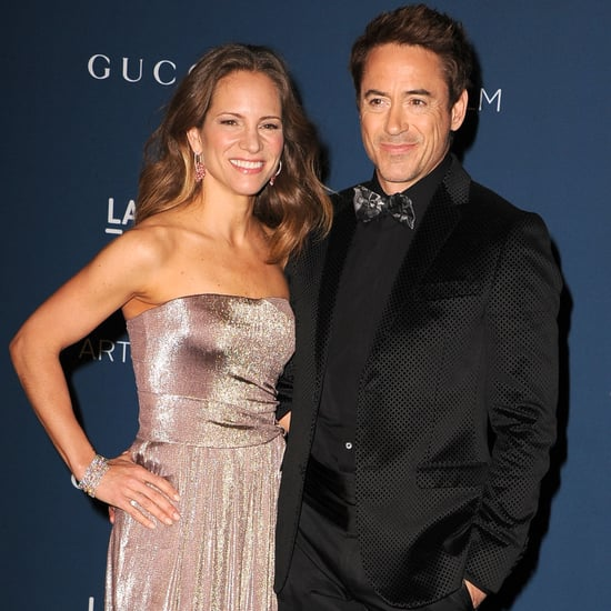 Robert Downey Jr. Is Expecting a Baby Girl