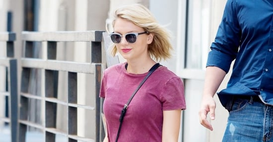 How Taylor Swift Styles An $11 T-Shirt