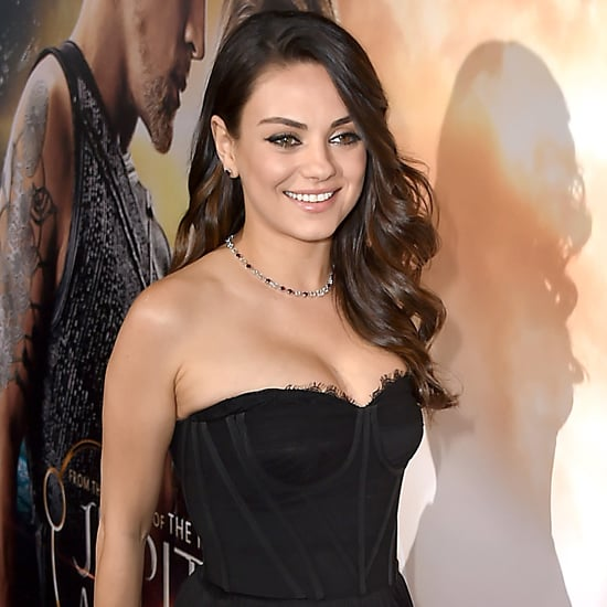 Mila Kunis at the LA Premiere of Jupiter Ascending