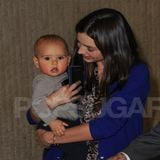 Orlando Bloom Interview About Baby Flynn (Video)
