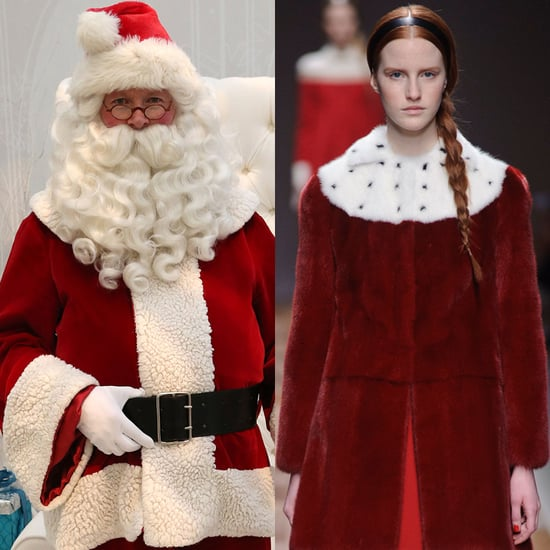 Santa Claus-Inspired Fashion | Pictures