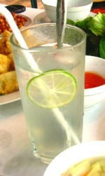 Happy Hour: Soda Chanh (Simple Sparkling Lemonade)