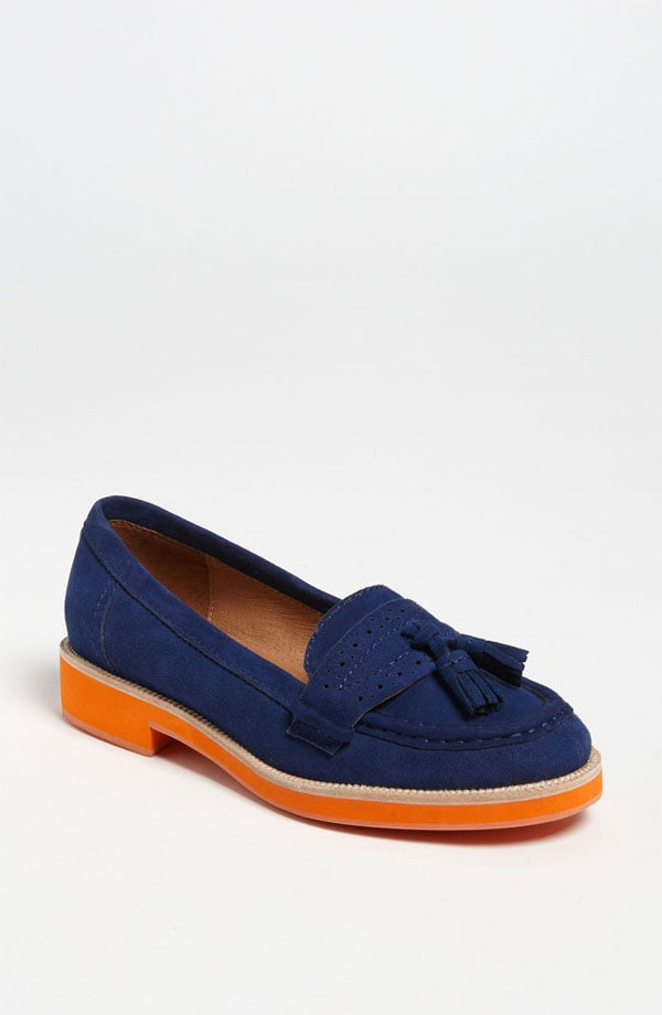 Jeffrey Campbell's Prep Loafer ($104, originally $155) is the perfect transition shoe; just pair it with socks now, and alone (preferably paired with a cute skirt and tank top) once the sun starts shining.