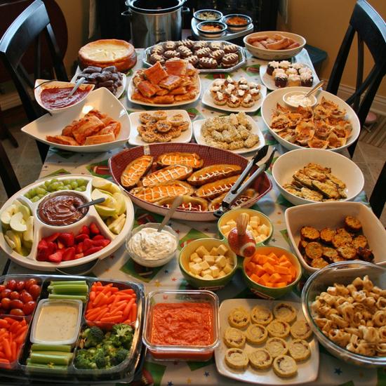 Football Food Ideas