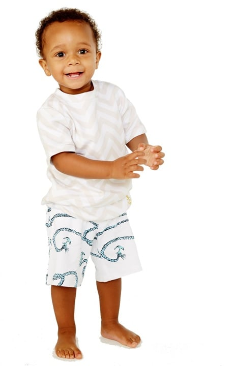Infant Signature T-Shirt Short Set ($45)