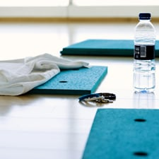 The Germiest Places in the Gym