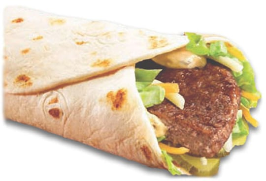 Would You Eat This Mac Snack Wrap?