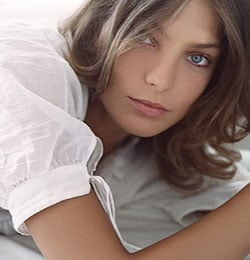 Daria Werbowy Does A Collection for Lancome
