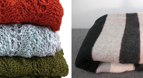 Throws as Cozy as Your Favorite Sweater