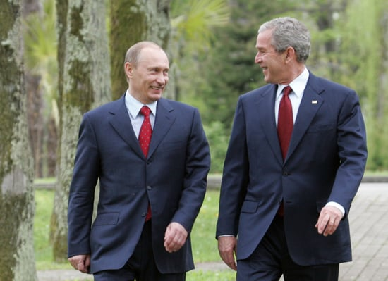 Bush and Putin Disagree on a Missile Shield. Do We Need One?