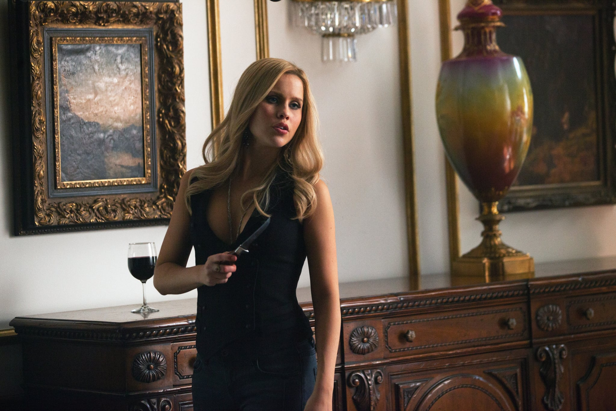 Claire Holt vampire