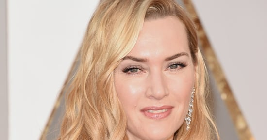 Kate Winslet Is The Slickest Star On The 2016 Oscars Red Carpet