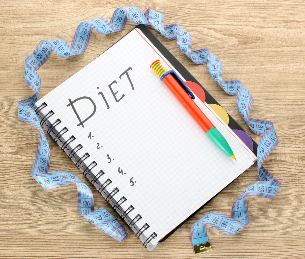 You Don't Keep a Food Journal