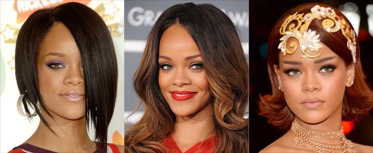 The Best Beauty Looks Rihanna Has Rocked So Far