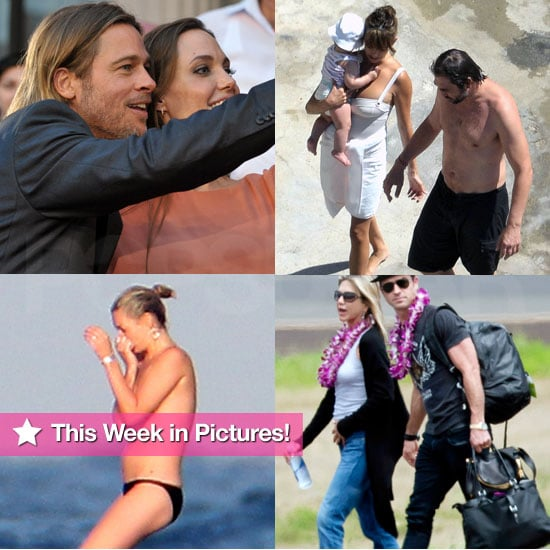 This Week in Celebrity Pictures July 31-August 6, 2011