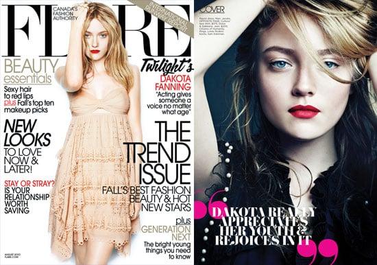 "Dakota Fanning Says Kristen Stewart, Her Onscreen Enemy, Is Her Real-Life ""Best Friend"" 2010-07-13 17:00:00"