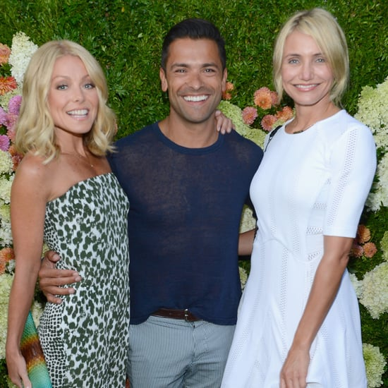 Cameron Diaz at the Baby Buggy Summer Dinner | Photos