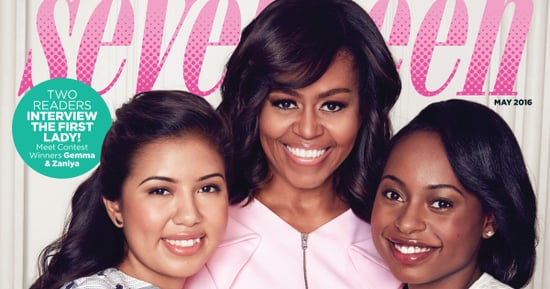 Michelle Obama Gave Sasha And Malia Some Great College Advice
