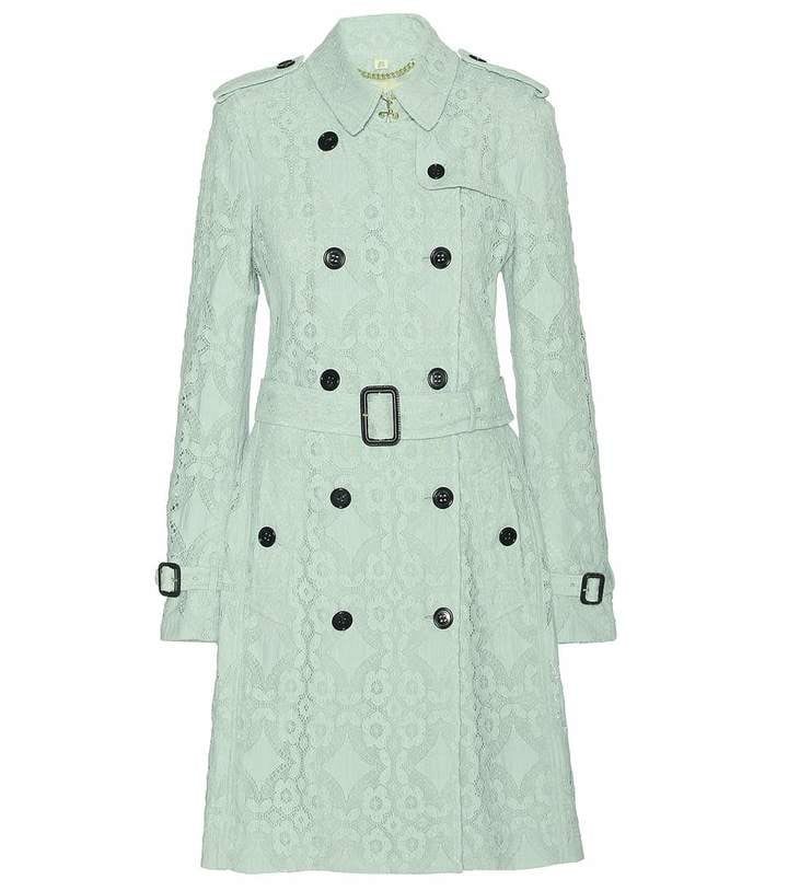 Burberry London Kensington Trench Coat ($2,995)