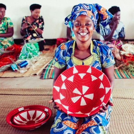 The Rwanda Basket Program From Macy's