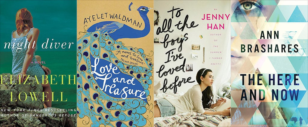 It may be April 1, but POPSUGAR Love is not foolin' ya — this month's new reads will have you at the edge of your seat. Romantic thrillers, a new Fifty Shades-esque series, a modern guide to decoding guys, and a novel with J.K. Rowling's stamp of approval . . . what more could you ask for?