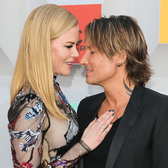 Keith Urban Talks About Meeting Nicole Kidman May 2016