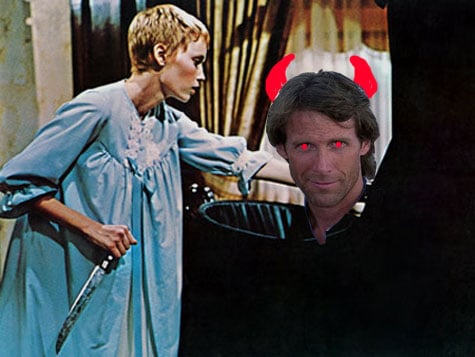 Michael Bay Pitches Rosemary's Baby Remake