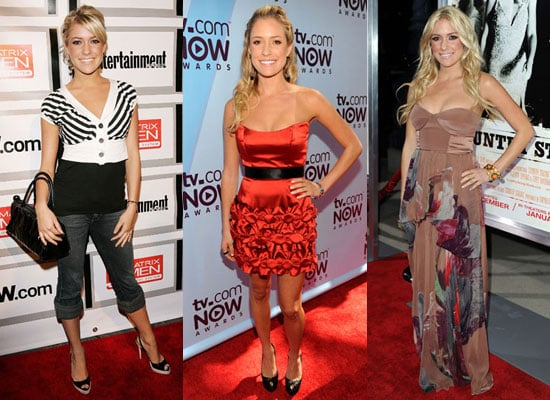 Happy 24th Birthday, Kristin Cavallari! Check Out Her Red Carpet Style Evolution
