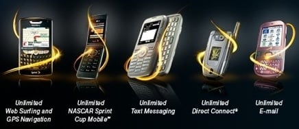 Sprint Jumps On the Unlimited Calling Plan Train