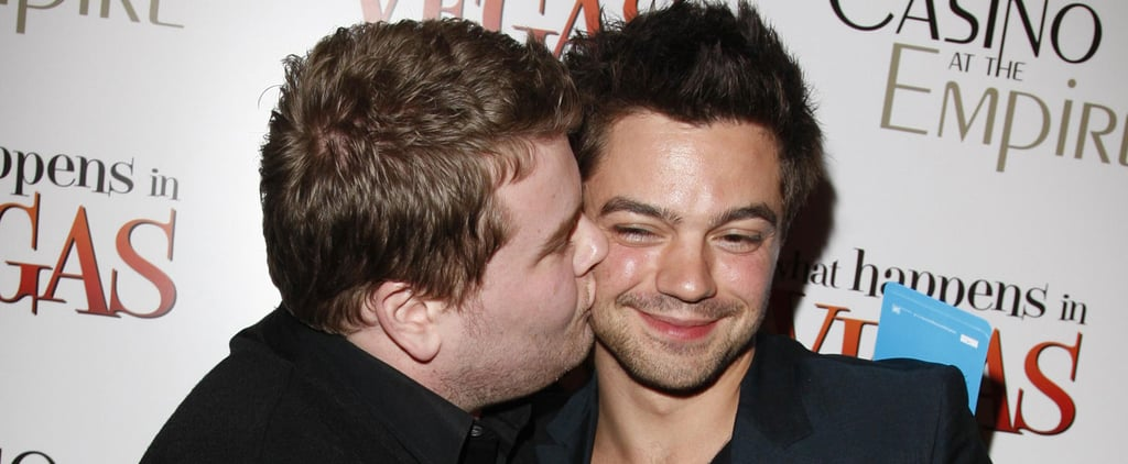 15 Times BFFs James Corden and Dominic Cooper Had Better PDA Than Most Couples