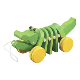 Toy Box: Dancing Alligator Pull Toy
