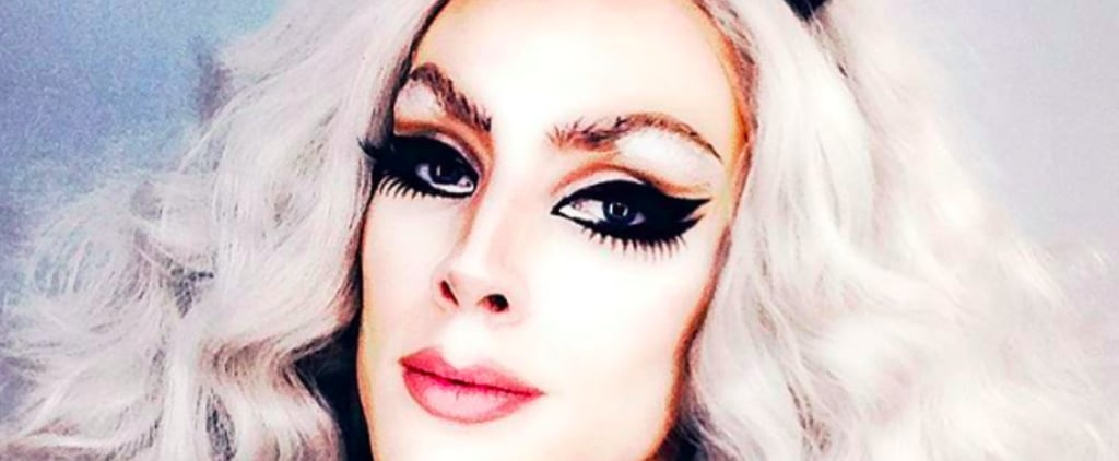 15 Halloween Beauty Costumes That Begin With a Bold Cat Eye