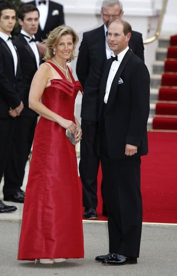 Prince Edward & Sophie, Countess Of Wessex