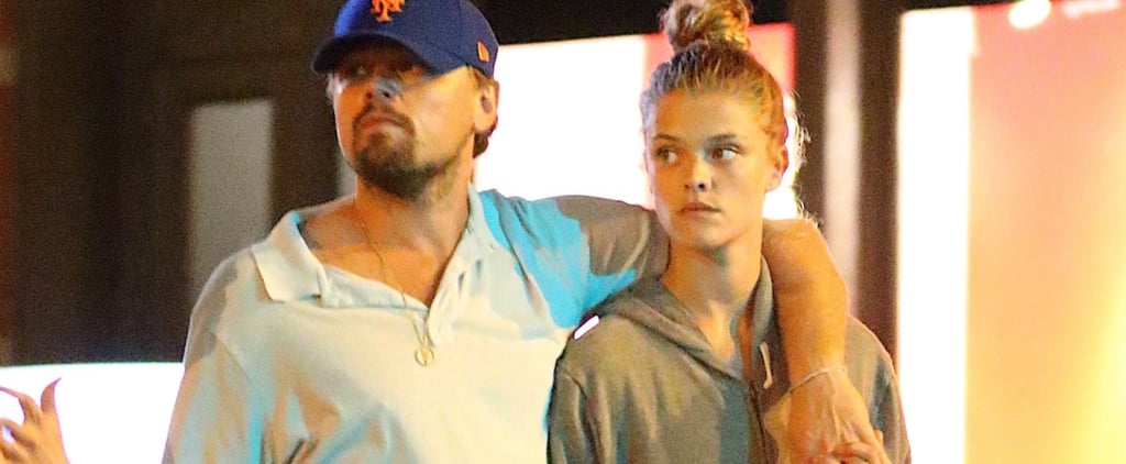 Leonardo DiCaprio and Nina Agdal Cozy Up in NYC Before Their Hamptons Fender Bender