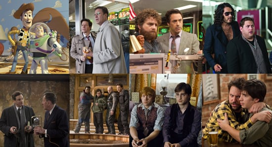 Best Male Friends From Movies in 2010 Poll