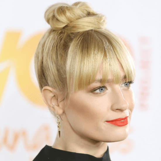 Party Updos For Holiday 2013