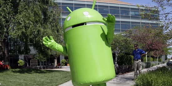 BlackBerry May Put Google's Android System On New Device