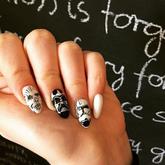 Star Wars Nail Art Ideas