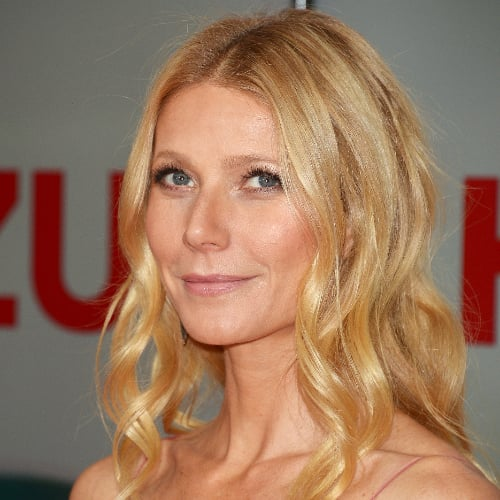 Gwyneth Paltrow's Curly Hair at Golden Camera Awards Berlin