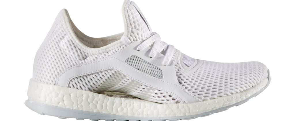Adidas Just Released All-White PureBoost X Sneakers . . . and They Belong on Your Feet