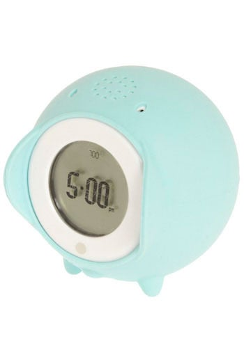 Touch Screen, MP3 Playing Tocky Alarm Clock