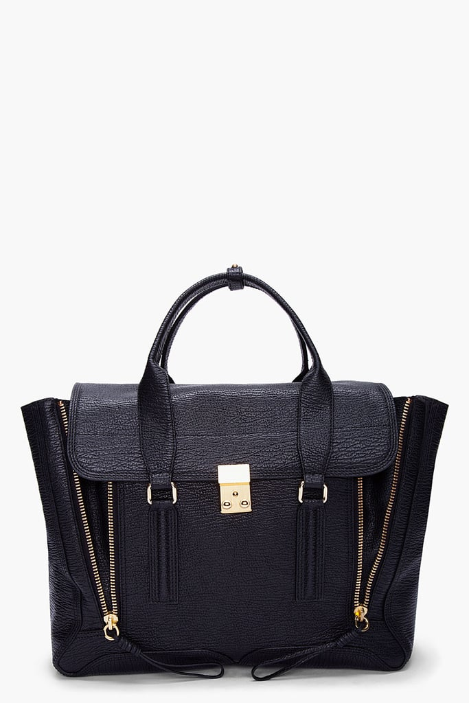 """""""I love the sleek shape of this bag and the fact that it'll go with everything in my closet. It's chic and timeless!"""" — Joy Adaeze, fashion editorial assistant 3.1 Phillip Lim Pashli Satchel ($895)"""