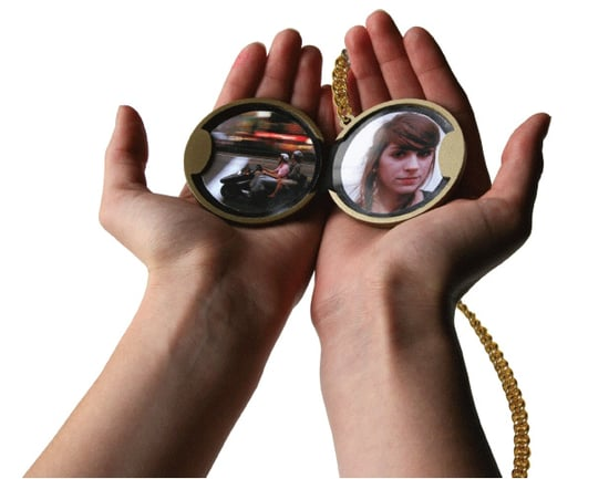 Kodak 1881: Pocket-Sized, Locket-Inspired Camera