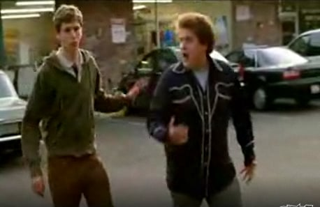 Superbad as an Action Movie