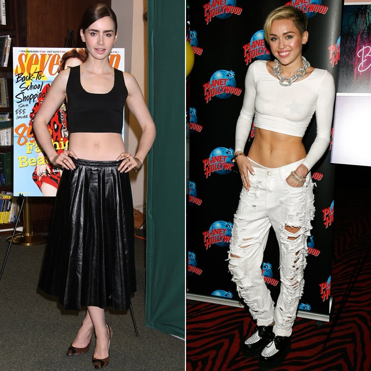 """""""Crop tops . . . but that's not happening."""" — Jennifer Fisher"""