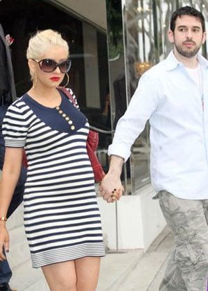 Christina Aguilera Has a Baby Boy