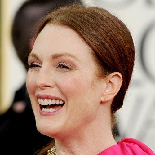Julianne Moore at 2011 Golden Globes