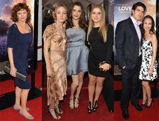 Photos of The Lovely Bones Premiere in LA 2009-12-08 11:00:34